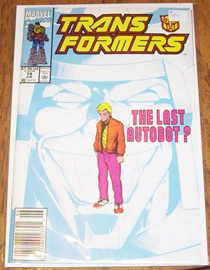 Transformers, Generation 1 # 79