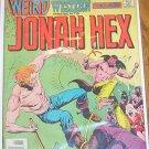 Weird Western Tales presents Jonah Hex # 33