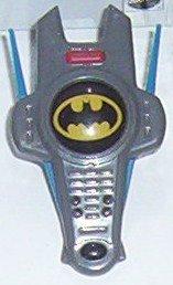 Mattel blue Battle Armor Batman communicator