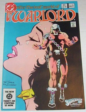 The Warlord # 73