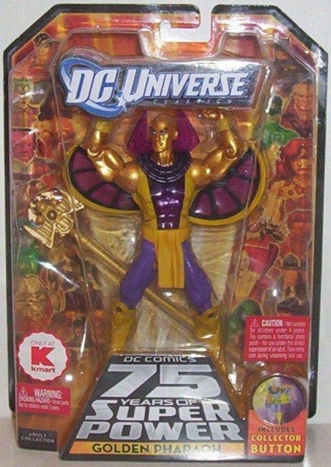 DCUC XV Golden Pharoah