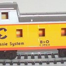Chessie System Caboose