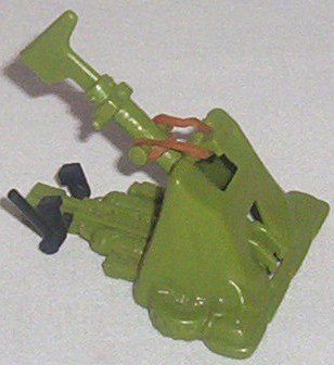 1992/93 General Flagg catapult