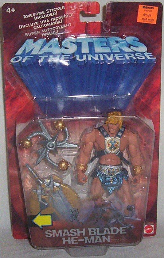 MOTUX Smash Blade He-Man