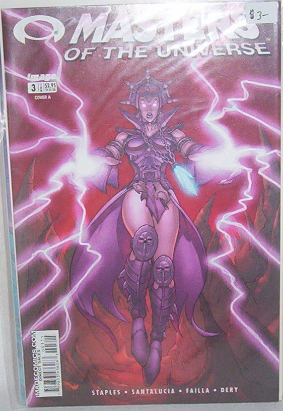 Masters of the Universe #3a