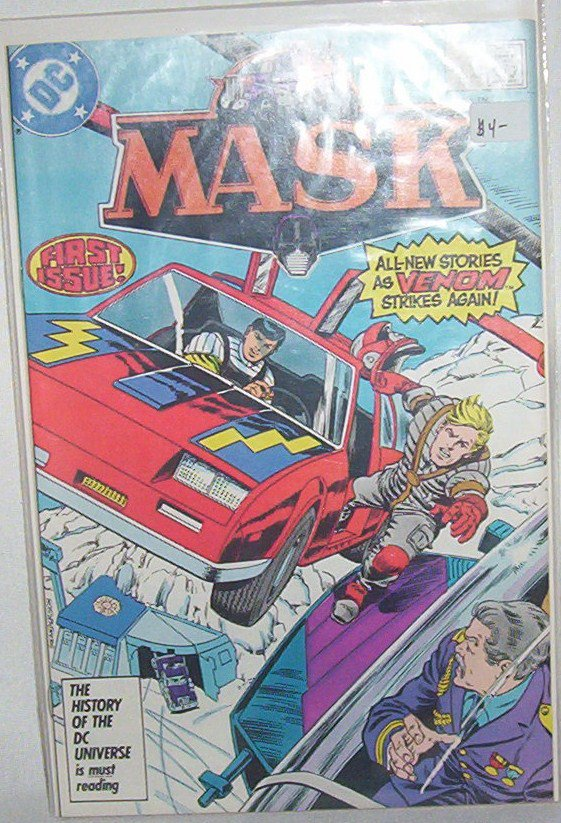 M.A.S.K. #1 of 6
