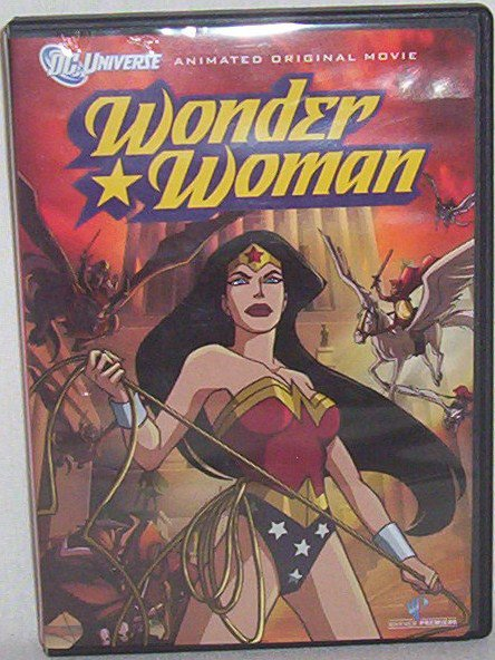 Wonder Woman DVD #02