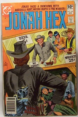 Jonah Hex # 44