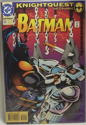 Batman #502
