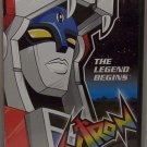 Voltron on  DVD