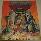 MOTU minicomic, The Menace of Trap Jaw