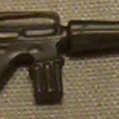 2009 Outpost Defender M-16 with bayonet