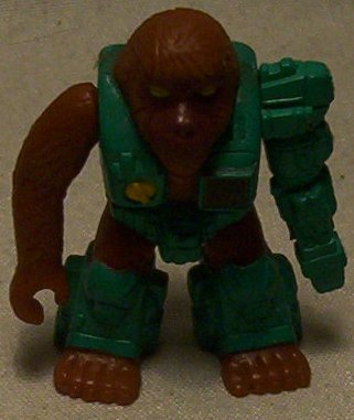 Battle Beast #76 Ossified Orangutan