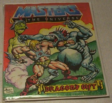 MOTU minicomic, Dragon's Gift