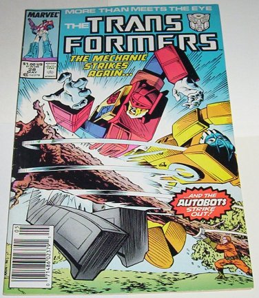 Transformers, Generation 1 # 28