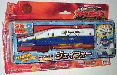 2000 Transformers J-4 (Midnight Express)