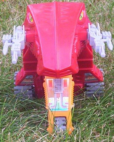 MOTU Laser Bolt #02 (grey guns)