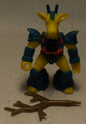 Battle Beast #18 Rubberneck Giraffe w/weapon