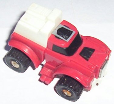 1986 Transformers Autobot Swerve