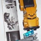 2010 Transformers PCC Huffer
