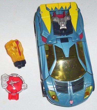 2005 Transformers Cybertron Hot Shot
