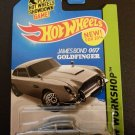 James Bond's 1963 Aston Martin DB5 by Hot Wheels 200/250