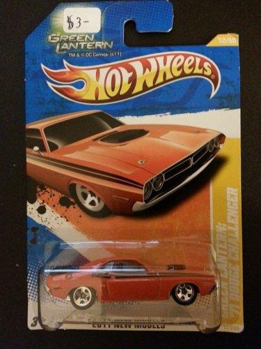 Hal Jordans 1971 Dodge Challenger by Hot Wheels 012/244