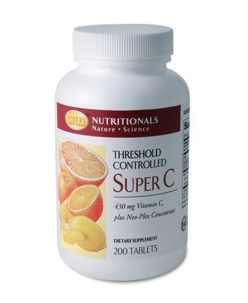 Super C Threshold Control (430 mg 200 tablets)
