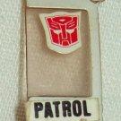 Hasbro Transformers G1 Prowl right rear hatch