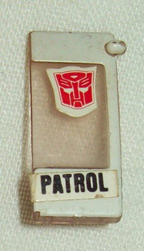 Hasbro Transformers G1 Prowl right rear hatch