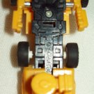 Hasbro Transformers G1 Mini-Spy yellow jeep