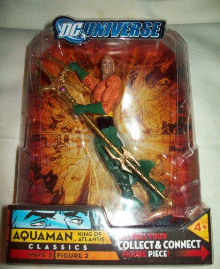 Mattel DC Universe Classics Wave 2 Classic Aquaman