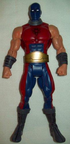 "Mattel DC Universe Classics wave 7 Atom Smasher ""Collect & Connect"" figure"