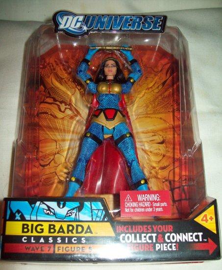 Mattel DC Universe Classics wave 7 helmetless Big Barda