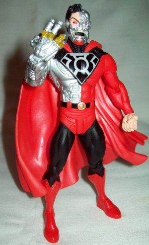 DC Direct Green Lantern Series 3 Cyborg Superman figure