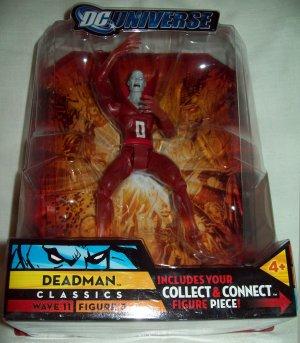 Mattel DC Universe Classics wave 11 Deadman (phasing variant)