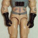 Hasbro G.I. Joe 2001 Desert Paratrooper Flint (Desert Striker)