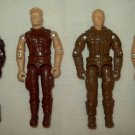 Hasbro G.I. Joe 1997 Early Bird test shot set