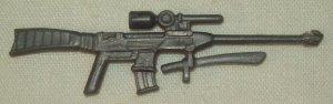 Hasbro G.I. Joe 1994 Street Fighter movie M. Bison rifle