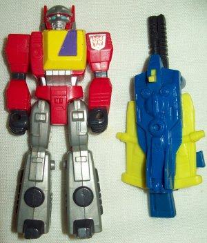 Hasbro Transformers G1 1990 Action Masters Blaster w/flight pack