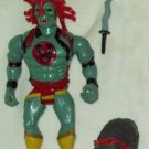 LJN Thundercats Mumm-Ra (transformed) almost complete