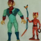 LJN Thundercats Tygra Tigra (young version) complete with Wilykat