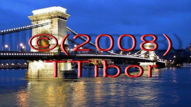 BUDAPEST*Chain-bridge*09*