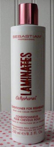 SEBASTIAN LAMINATES CELLOPHANES CONDITIONER REDHEADS
