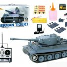 Radio Control RC Electric German Tiger Tank Airsoft
