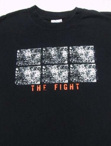 THE FIGHT trees SMALL T-SHIRT british pop rock band