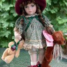 Show-stoppers Porcelain Doll Sheridan