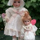 Show-stoppers Porcelain Dolls  Jessie & Jenny