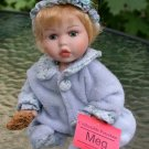 Show-stoppers Porcelain Doll  Meg