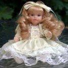 "Doll - ""Goldilock curls"""